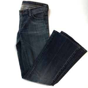 Citizens of Humanity Lightwash Flare Jean